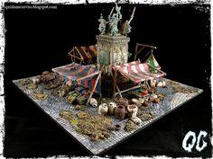 Market Square (Mordheim / Warhammer)