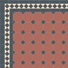 Our comprehensive range of designs feature many classic Victorian, Edwardian and Georgian styles, and unique modern geometric schemes. Victorian Hallway Tiles, Tiled Hallway, Floor Design, Tile Design, Victorian Homes Exterior, Terracotta Floor, Patio Flooring, Decorative Tile, Hallway Decorating