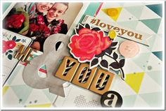 September 2013 HIP KIT layout created by our DT member, Bethany Crowell. To purchase our HIP KITS or to join our HIP KIT CLUB to have a brand  new HIP KIT delivered right to your door each month - visit our website & online store at WWW.HIPKITCLUB.COM .  Enjoy! Hip Kit Club, September 2013, Join, Layout, Website, Create, Store, Projects, Log Projects