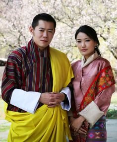 """On the occasion of the former King Bhutan 60th birthday, His Majesty the Fourth Druk Gyalpo; King Jigme Khesar Namgyel Wangchuck of Bhutan has announced that he and Queen Jetsun Pema are expecting their first child, a son. The child is expected to be born in early 2016."""