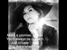 Demi Lovato-lightweight