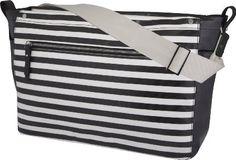 Amazon.com: DwellStudio for Thermos Sullivan Messenger Diaper Bag, Transportation: Baby