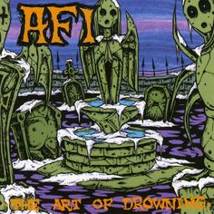 A.F.I. - The Art of Drowning, Green