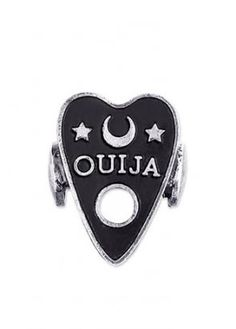 Ouija Board Cursor Ring