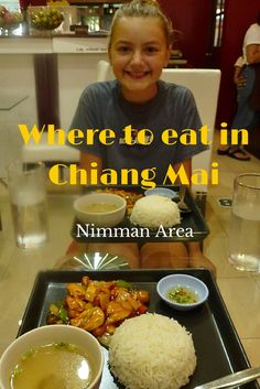These were our favorite Family Friendly Places To Eat In Chiang Mai Thailand. Mainly around the Nimman area. Family Friendly Places To Eat In Chiang Mai Thailand - so cheap and so good. Read more on WagonersAbroad.com