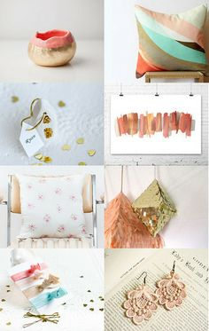 Treasury featuring gifts for the hostess by Sandrine