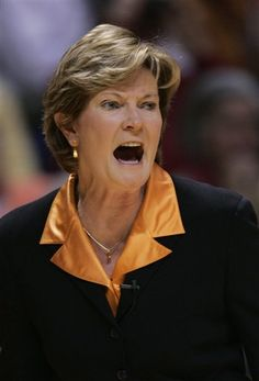 Pat Summitt ... There'll never be another like her.