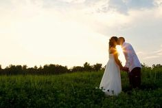 Country wedding. Photo by Amy Horn photography