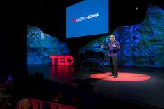 TED Global Genève 2015 au  Bâtiment des Forces Motrices