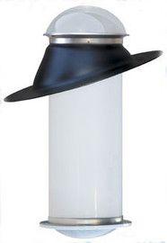 Solar Tubular Skylight Exposed! http://FafcoSolar.com