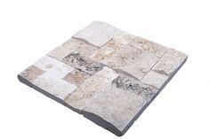 Tiramisu Set Traverten Patlatma Mozaik