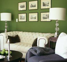 Mary McDonald: I might like this green