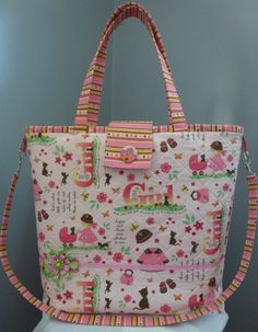 Diaper Bag, Girl, Baby Bag