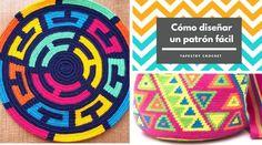 Tapestry Bag, Kids Rugs, Design, Farmhouse Rugs, Block Prints, Crochet Backpack, Crochet Bags, Loom, Handbag Patterns
