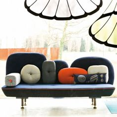 """Doshi+Levien's+furniture+for+Moroso++""""challenges+people's+perceptions"""""""