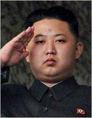 North Korea's current DICtatorial Asshole,Kim Jong-Un