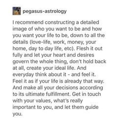 This gives me so much inspiration to make the life I've always wanted- Em Words Quotes, Me Quotes, Motivational Quotes, Inspirational Quotes, Sayings, Get My Life Together, New Energy, Pretty Words, Life Advice