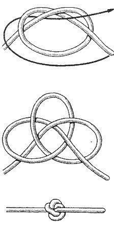 трехпетельный узел