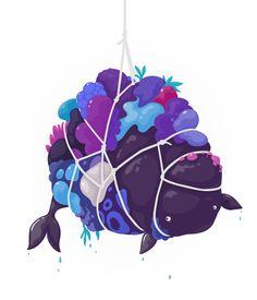 Une sélection des travaux de l'année 2012 de l'illustrateur russe Zutto.