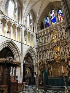 Southwark Cathedral, 1000 Years, Church Building, England And Scotland, London Photos, St Thomas, 12th Century, Cathedrals, Pilgrimage