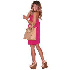 Truth Or Dare in Magenta   Impressions  Gorgeous summer styles at www.shopimpressions.com!