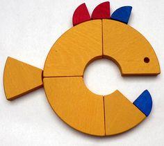 creatief houten speelgoed