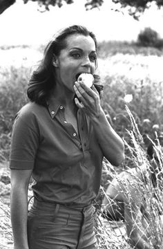 Chouette photo de Romy Schneider