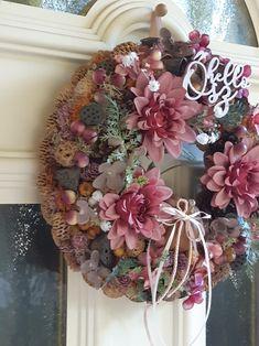 Handmade Products, Wreaths, Fall, Home Decor, Autumn, Decoration Home, Door Wreaths, Fall Season, Room Decor
