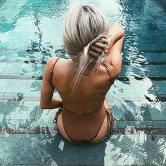 pool days in @lulus #lovelulus #ad