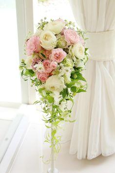 #vressetRose #Wedding #girlychic#smokypink #bouquet  #natural#Flower #Bridal #ブレスエットロゼ #ウエディング#ピンク #スモーキーピンク #ブーケ #カラーブーケ #ガーリー#キャスケードブーケ#バラ#花 #ブライダル#結婚準備#結婚式