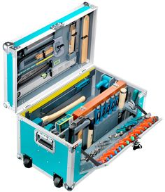 Caisses à outils de charpentiers TECHNOCRAFT : 19.3448