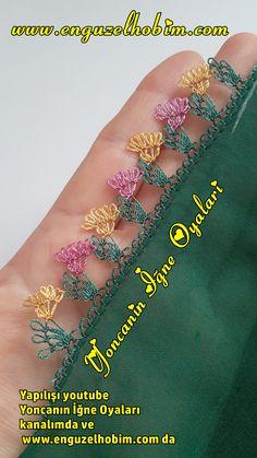 Needle Lace, Baby Knitting Patterns, Diy And Crafts, Beaded Bracelets, Youtube, Model, Hemline, Pearl Bracelets