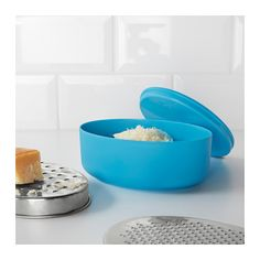 CHOSIGT Grater with container  - IKEA