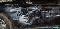 aerografias dragones - Buscar con Google