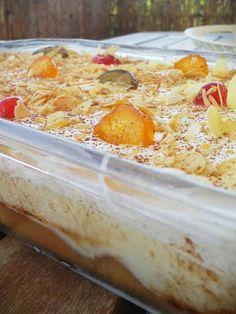 Ζακυνθινή φρυγανιά !!! ~ ΜΑΓΕΙΡΙΚΗ ΚΑΙ ΣΥΝΤΑΓΕΣ 2 Greek Desserts, Greek Recipes, Dessert Recipes, Pudding, Cakes, Food, Cake Makers, Custard Pudding, Kuchen