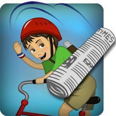New #Game on #TheGreatApps :Paper boy: Infinite rider by GottaPlay Ltdhttp://www.thegreatapps.com/apps/paper-boy-infinite-rider