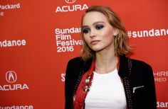 Lily-Rose Depp on being a regular teenager and finding control in Instagram