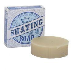 Puck shaving soap #soap #soappackaging