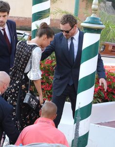 """Michael Fassbender & Alicia Vikander at the""""The Light Between Oceans"""" Premiere - 73rd Venice Film Festival 2016"""