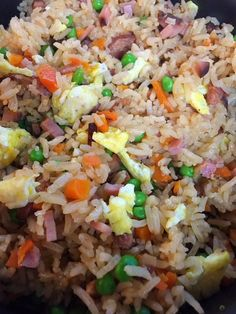 Blog post at Hangry Fork : This recipe is for Chinese fried rice, not to toot my own horn, but this Chinese fried rice is amazing! It's so delicious and makes a bunc[..]