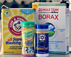 Dishwasher Detergent Ingredients