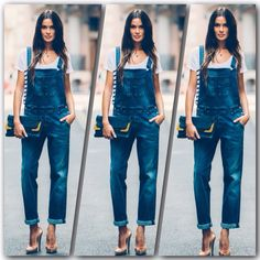 Five Jeans #streetstyle #fashion #winter14 #fivejeans #style #slimjeans #amazing #overall