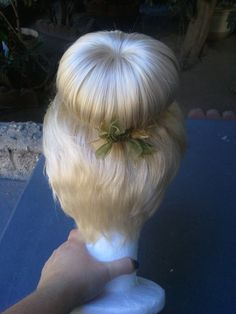 Tinkerbell Adult Costume Wig