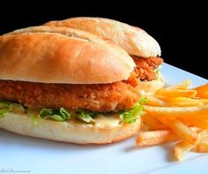 Słodka Strona: Fast Food Big Mac, Taste Buds, Nutella, Pizza, Kfc, Chicken, Ethnic Recipes, Food, Box Lunches
