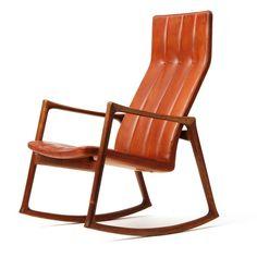Rocking Chair by Helge Vestergaard-Jensen 6