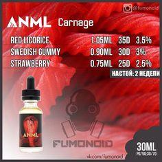 ANML, Carnage