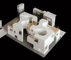 NE Apartment  by Yuji Nakae / Nakae Architects + Akiyoshi Takagi / Akiyoshi Takagi Architects + Hirofumi Ohno / Ohno Japan