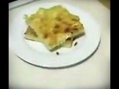 The lazy pie! Easy Cooking, Bread, Baking, Vegetables, Youtube, Food, Bakken, Vegetable Recipes, Eten