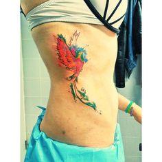 Nelle mani migliore  Naolin el quetzal #tattoo #watercolortattoo #colourful #quetzal #bird #tattooedgirls #inked #loveit #tattoolovers #8 #freedom #girlswithtattoos #ink #skin #tattooart #new #tatuaggio #uccello #colori #life #fresh #naolin by silvyrocker182