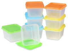"""EasyLunchboxes """"Mini-Dippers"""" Small Dip and Sauce Containers, Leak-Resistant, Set of 8 by EasyLunchboxes, http://www.amazon.com/dp/B00958N4GU/ref=cm_sw_r_pi_dp_55Wkrb071HYHK"""